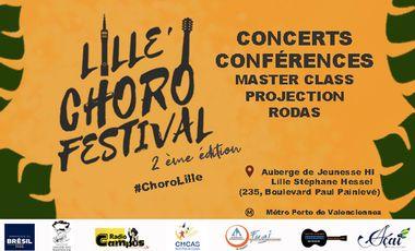 Visuel du projet Lille Choro Festival #2