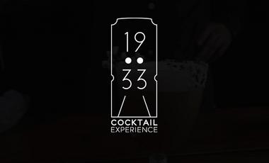 Visueel van project 19:33 Cocktail Expérience