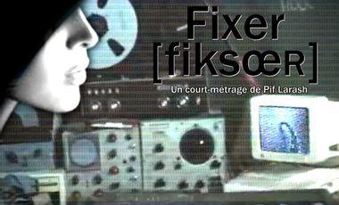Project visual [fiksœr] - court-métrage