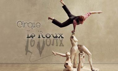 """Visuel du projet CIRQUE """"Le Roux""""  / CIRCUS """"Le Roux"""""""