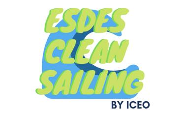 Visuel du projet ESDES Clean Sailing