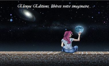 Project visual Elenya Editions, libérez votre imaginaire.
