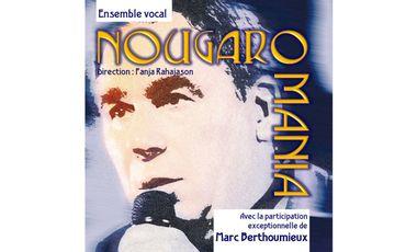 Project visual SORTIE CD NOUGAROMANIA