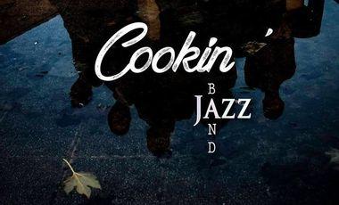 Visueel van project Cookin Jazz Band - Nouvel Album 2019