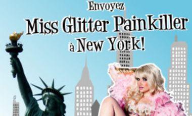 Visueel van project Miss Glitter à New York!