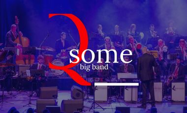 Visuel du projet Q-Some Big Band CD recording: Dreamin'