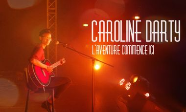 Visueel van project Caroline Darty : Premier EP