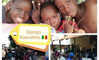 Project visual Construction d'un centre social et éducatif, Casamance (Sénégal)