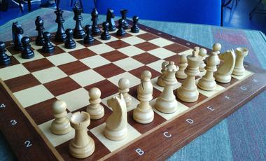 Project visual 1er Masters du Val d'Oise d'échecs