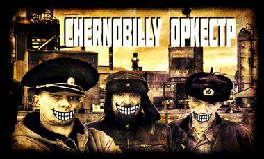 Visueel van project Nouvel EP  Chernobilly boogie