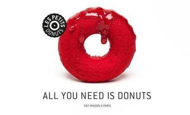 Project visual LES PETITS DONUTS