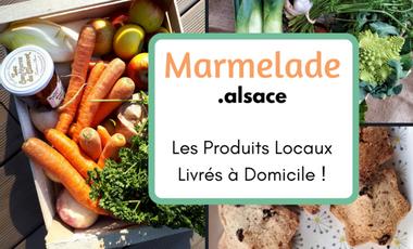 Visueel van project MARMELADE : le Marché Local Livré à Domicile !