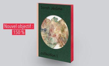 Visueel van project Première monographie de Sarah Jérôme