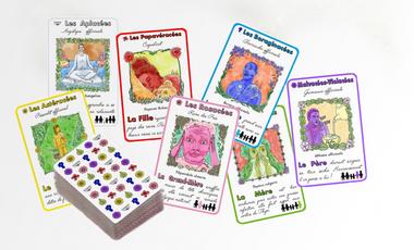 Project visual Publiez un jeu des 7 familles sur les plantes médicinales & vertueuses