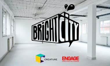 Visuel du projet Aidez-nous à construire BRIGHT CITY