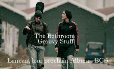 Project visual Enregistrement du premier EP de The Bathroom Groovy Stuff