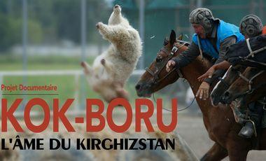Visuel du projet Kok-Boru, l'âme du Kirghizistan