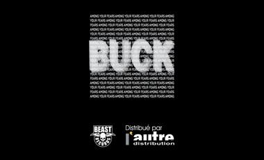 Visuel du projet BUCK, Second LP