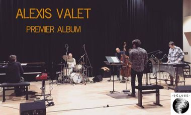 Visuel du projet Alexis Valet / Premier Album
