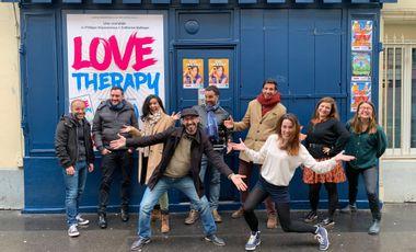 Project visual Redonnons vie au théâtre Le Bourvil