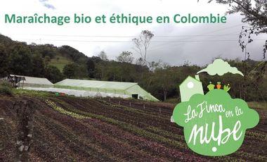 Visueel van project Aidez La finca en La Nube : Maraîchage bio et éthique en Colombie