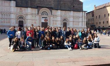 Visueel van project Séjour à Bologne des élèves du Collège International de l'Esplanade à Strasbourg