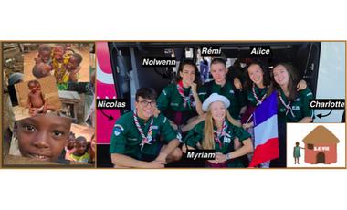 Project visual Un échange culturel entre Rennes et Bolou Kpémé