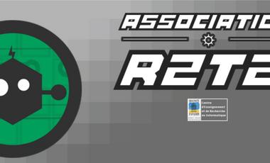 Visueel van project Projet Robotique R2T2 Avignon