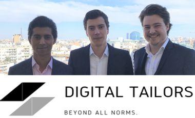 Visuel du projet Digital Tailors