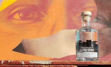 Visueel van project Alpha Spirit Gin