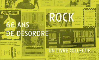 Visueel van project Rock - 66 ans de désordre