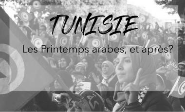 Visueel van project Tunisie: Printemps arabes, printemps des femmes. Et après ?