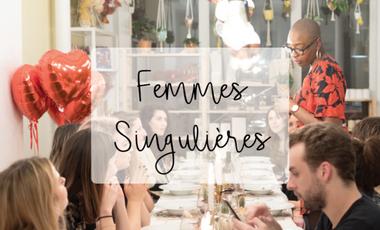 Visueel van project Femmes Singulières : des nanas qui font bouger le(ur) monde