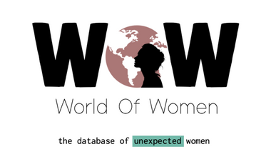 Visueel van project World Of Women / Edition #1