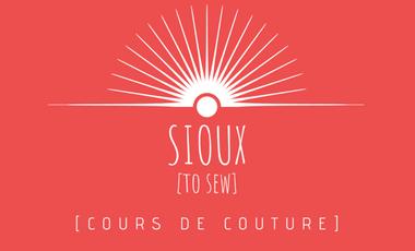 Project visual Atelier Sioux - Cours de couture