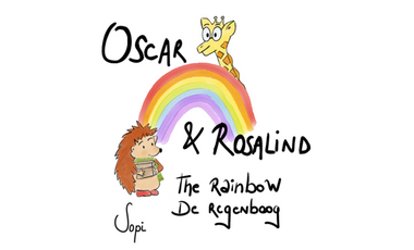 Visueel van project Oscar en Rosalind: De regenboog