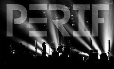 Visuel du projet Un EP + Clip pour PERIF !