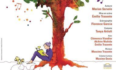 Project visual La Symphonie des arbres