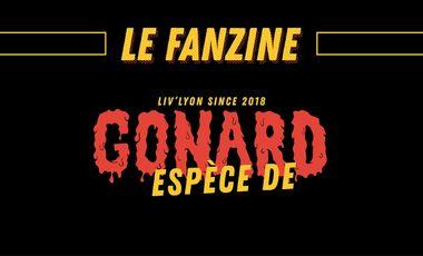 Visueel van project Fanzine Lyon - Espèce de Gonard !