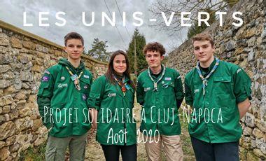 Visueel van project Les Unis-Verts en Transylvanie