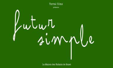 Project visual Futur simple