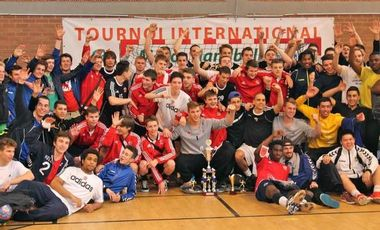 Project visual Tournoi International U18 - Marcq Handball