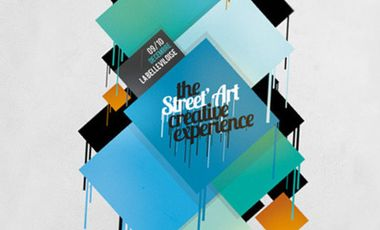Project visual CULTURAL BEHAVIOR/STREET ART CREATIVE EXPERIENCE