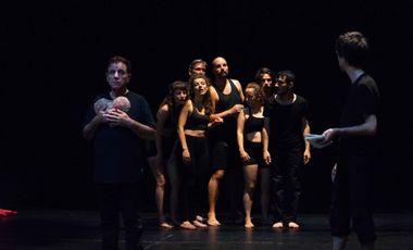 Project visual Le reste vous le connaissez par le cinéma de M. Crimp mise en scène Angie Pict