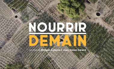 Project visual Nourrir Demain