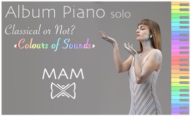 Visueel van project Premier Album de MAM