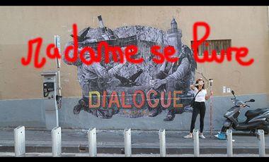 Visueel van project Madame se livre