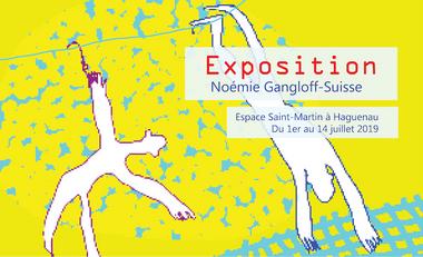 Visuel du projet Soutien pour l'exposition à l'Espace Saint-Martin, Haguenau