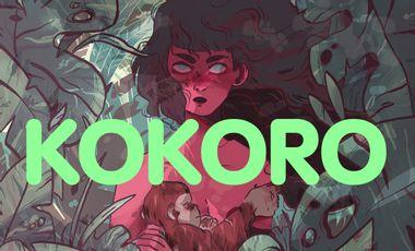 Visueel van project KOKORO