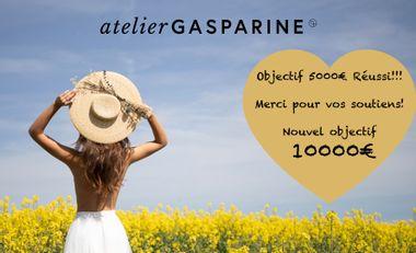 Visuel du projet Atelier Gasparine - Pas la même robe que la voisine